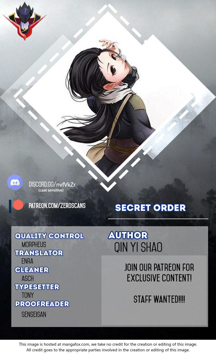 Secret Order 13 at MangaFox