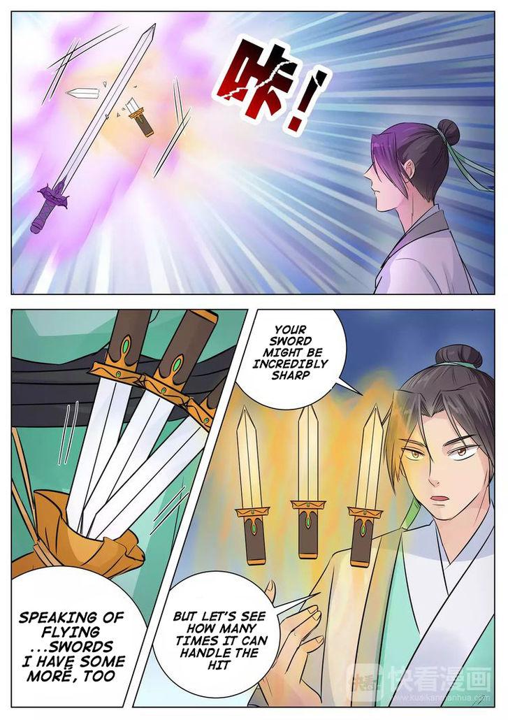 I Shall Seal the Heavens 15 at MangaFox