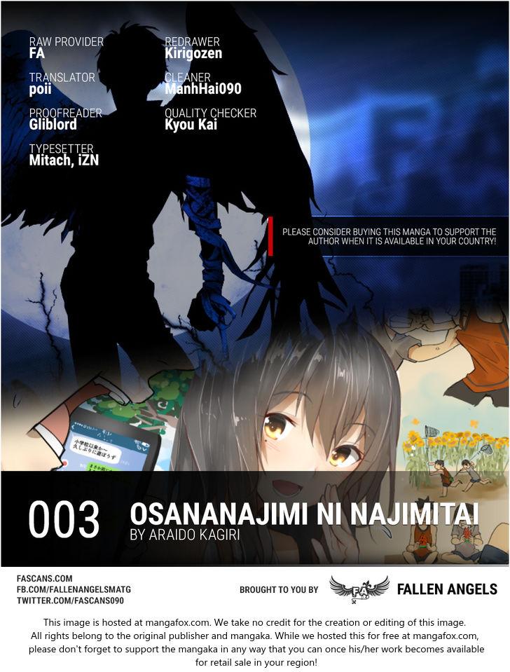 Osananajimi ni najimitai 3 at MangaFox