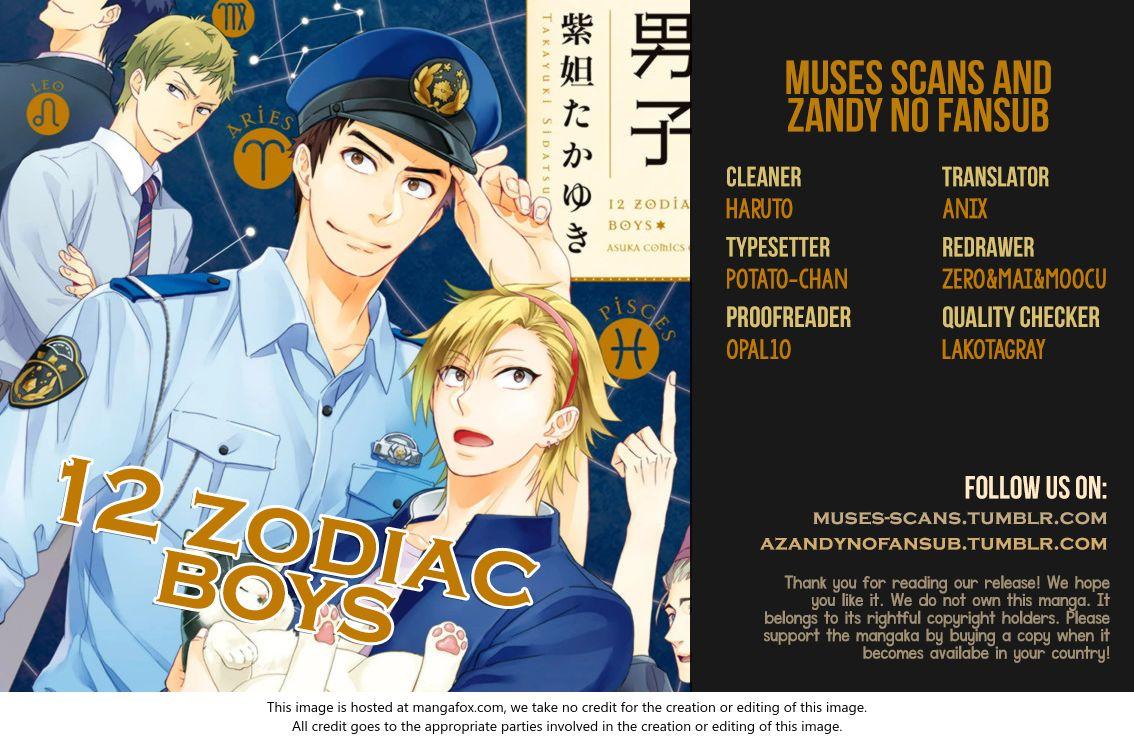12 Zodiac Boys 6 at MangaFox