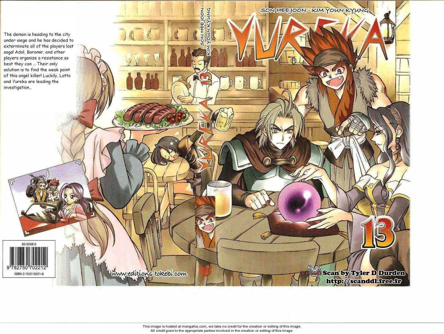 Yureka 76: Extermination at MangaFox.la