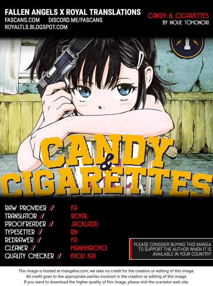 Candy & Cigarettes 1 at MangaFox