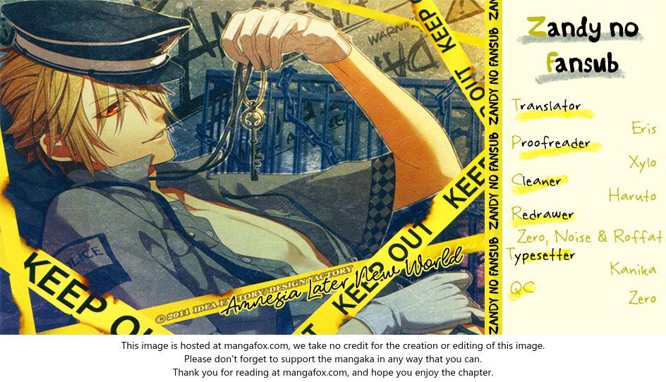 Amnesia Later New World 1 at MangaFox