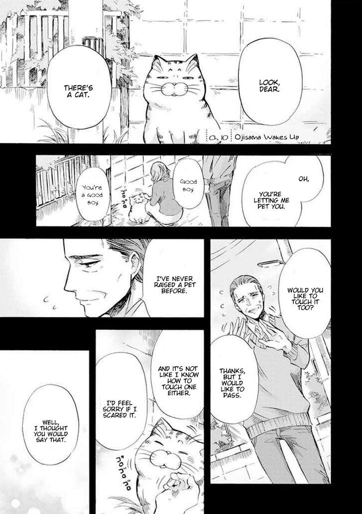 Ojisama to Neko 10: Ojisama Wakes Up at MangaFox