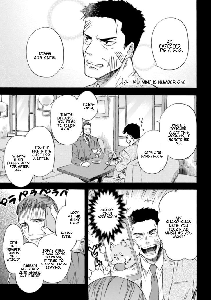 Ojisama to Neko 14: Mine is Number One at MangaFox