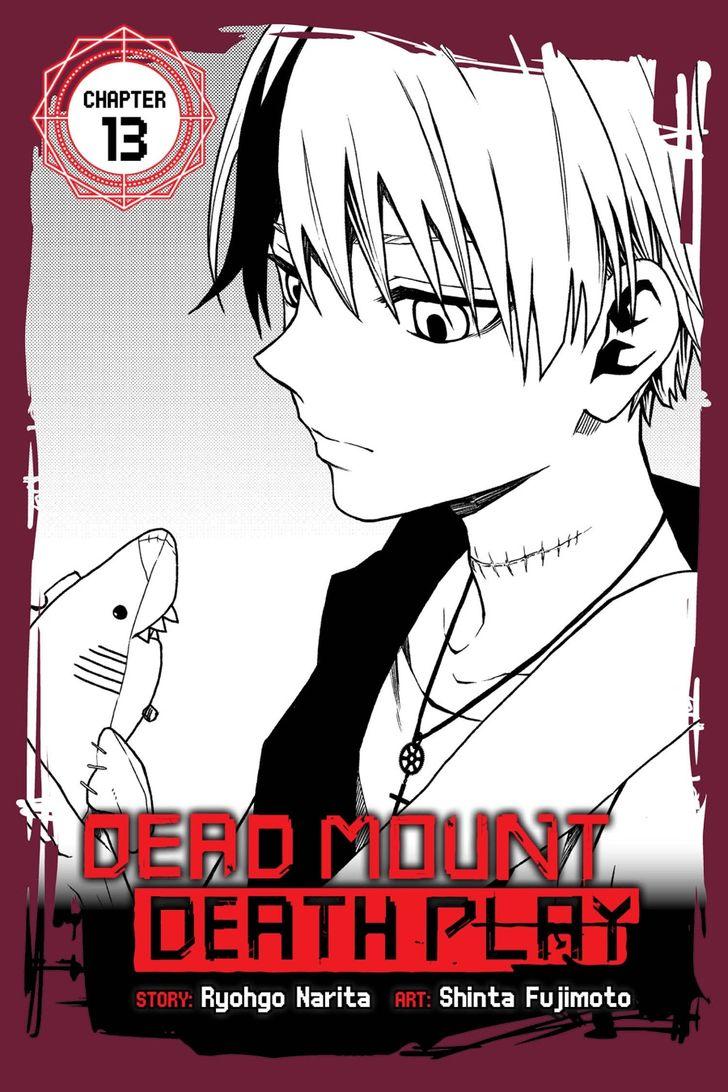 Dead Mount Death Play 13 at MangaFox