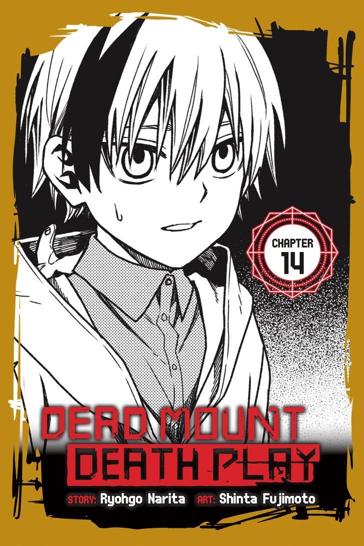 Dead Mount Death Play 14 at MangaFox