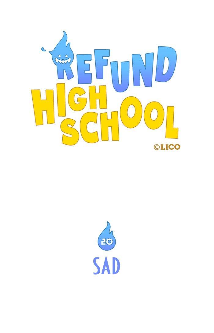 Refund High School 20 at MangaFox