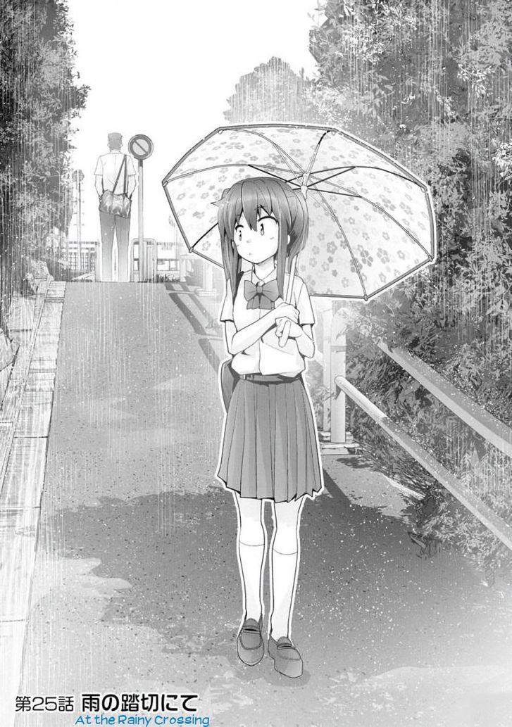 Fumikiri Jikan 25: At the Rainy Crossing (1) at MangaFox