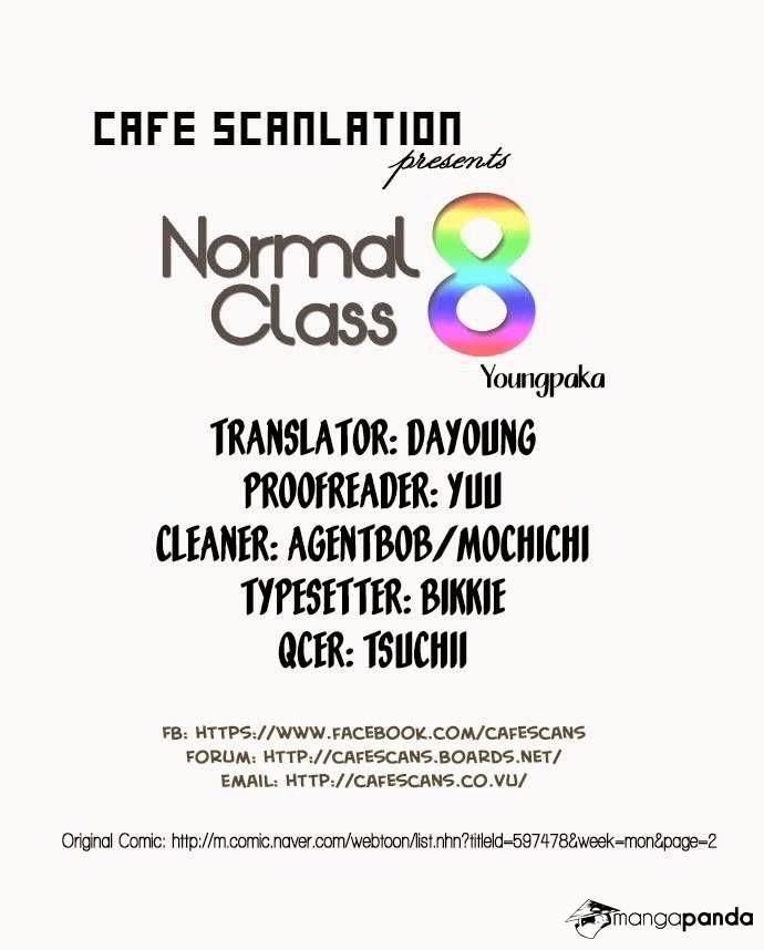 Normal Class 8 5.1 at MangaFox