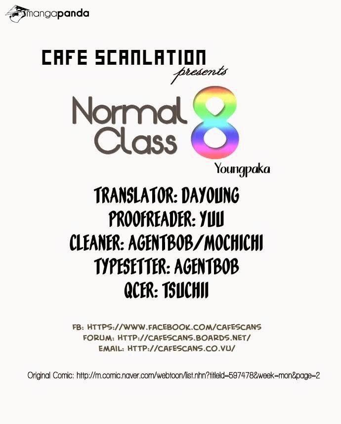 Normal Class 8 5.2 at MangaFox