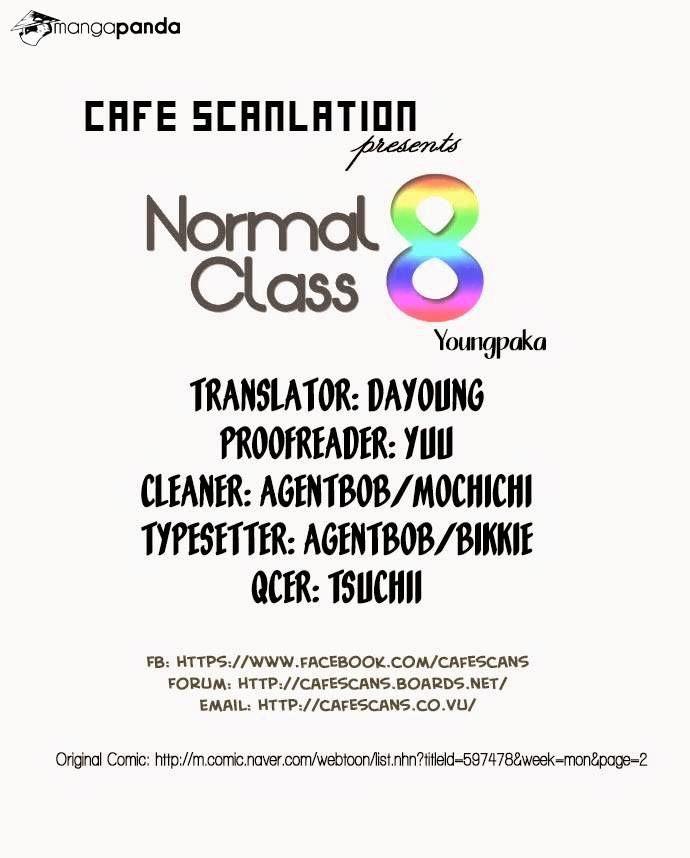 Normal Class 8 6 at MangaFox