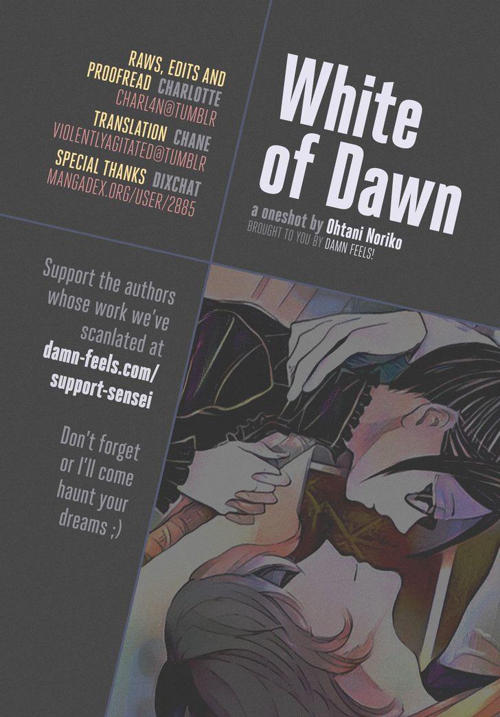 White of Dawn 1: Oneshot at MangaFox