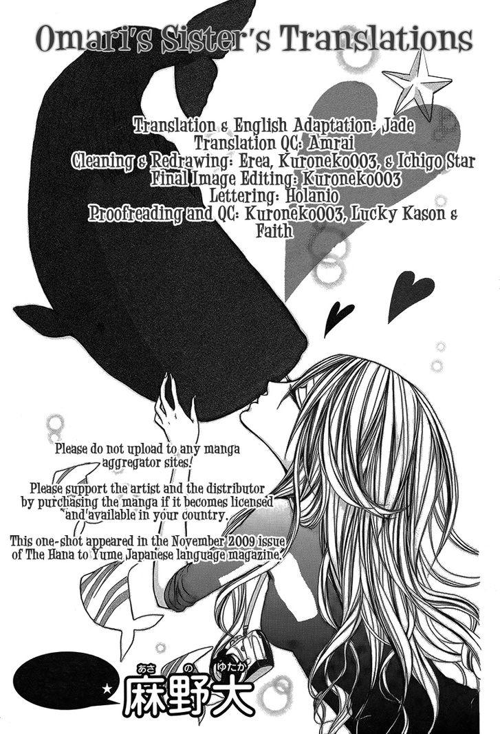 Kujira ni Kisusuru Hi 1: Oneshot at MangaFox