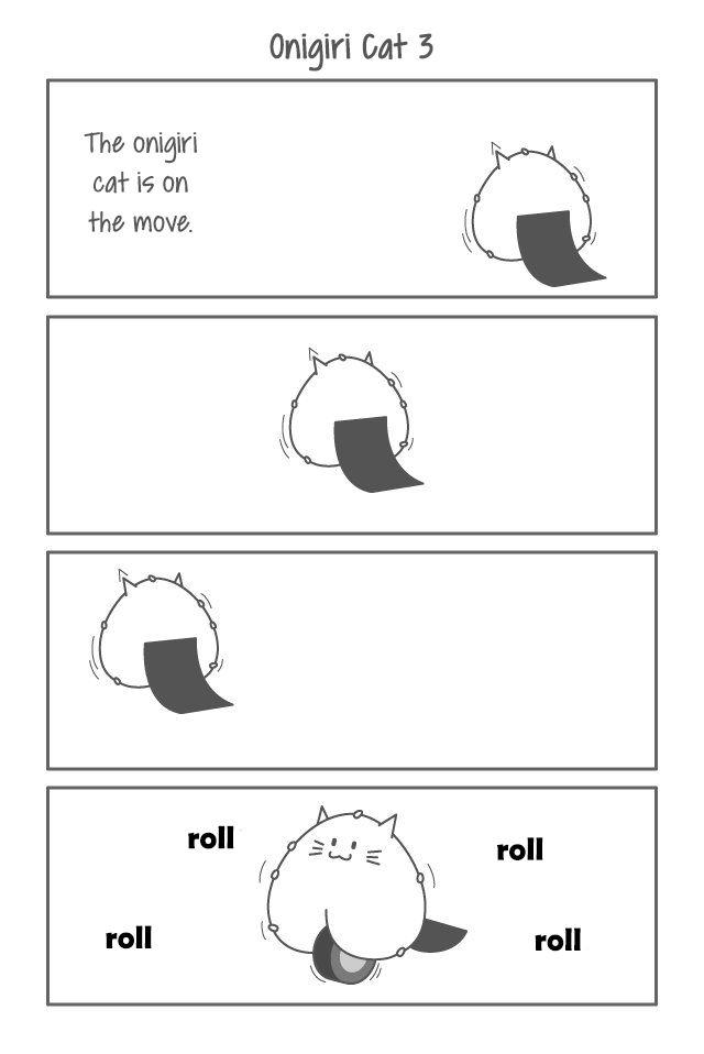Onigiri Cat 3 at MangaFox
