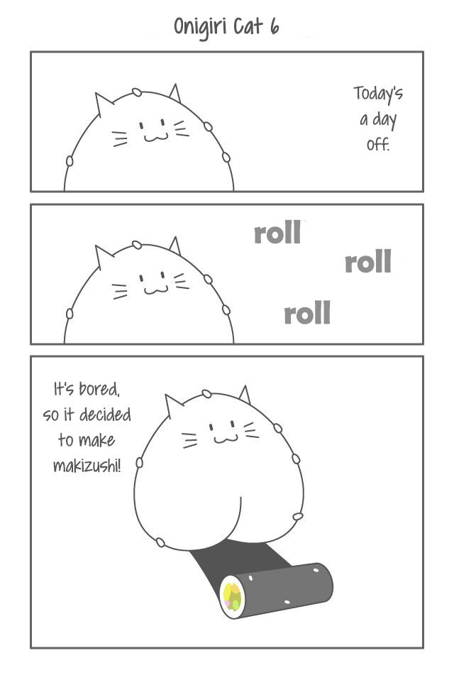 Onigiri Cat 6 at MangaFox