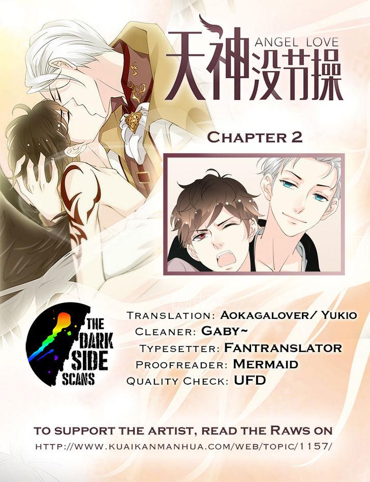 Angel Love 2 at MangaFox