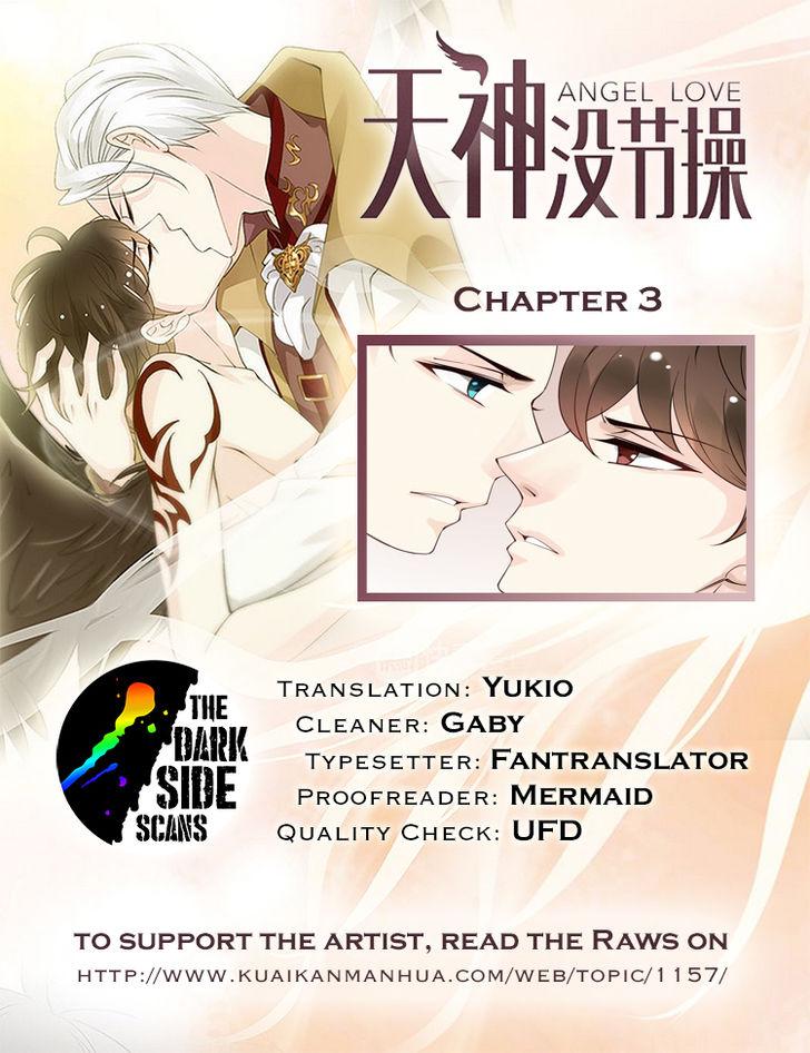 Angel Love 3 at MangaFox