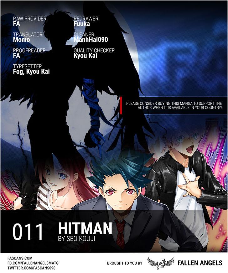 Hitman (SEO Kouji) 11 at MangaFox