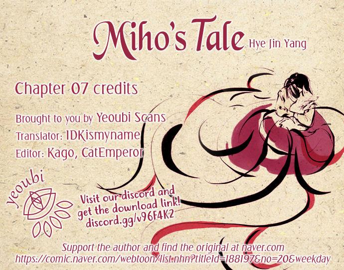 Miho's Story 7 at MangaFox