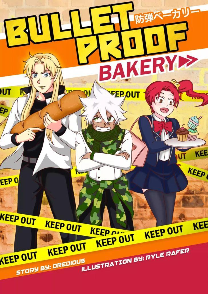 Bulletproof Bakery 1 at MangaFox