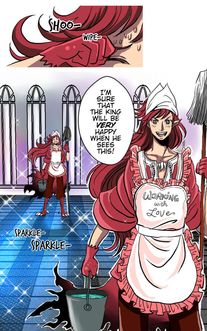 Deception of the Demon King 9 at MangaFox
