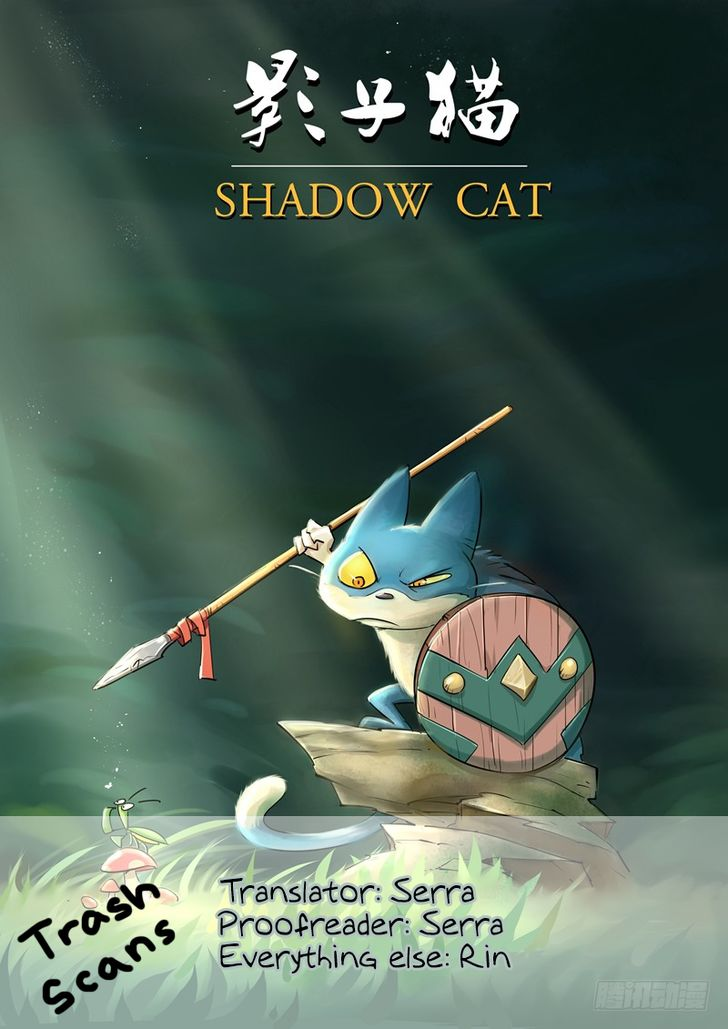 Shadow Cat 4: The Tyrant of The Sea at MangaFox