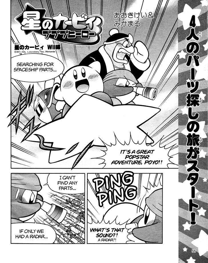 Hoshi no Kirby - Pupupu Hero 38 at MangaFox