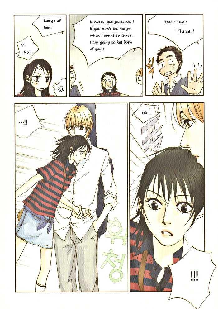 Do-Re-Mi-Fa-Sol-La-Si-Do 4: [Includes chapters 4 & 5] at MangaFox.la