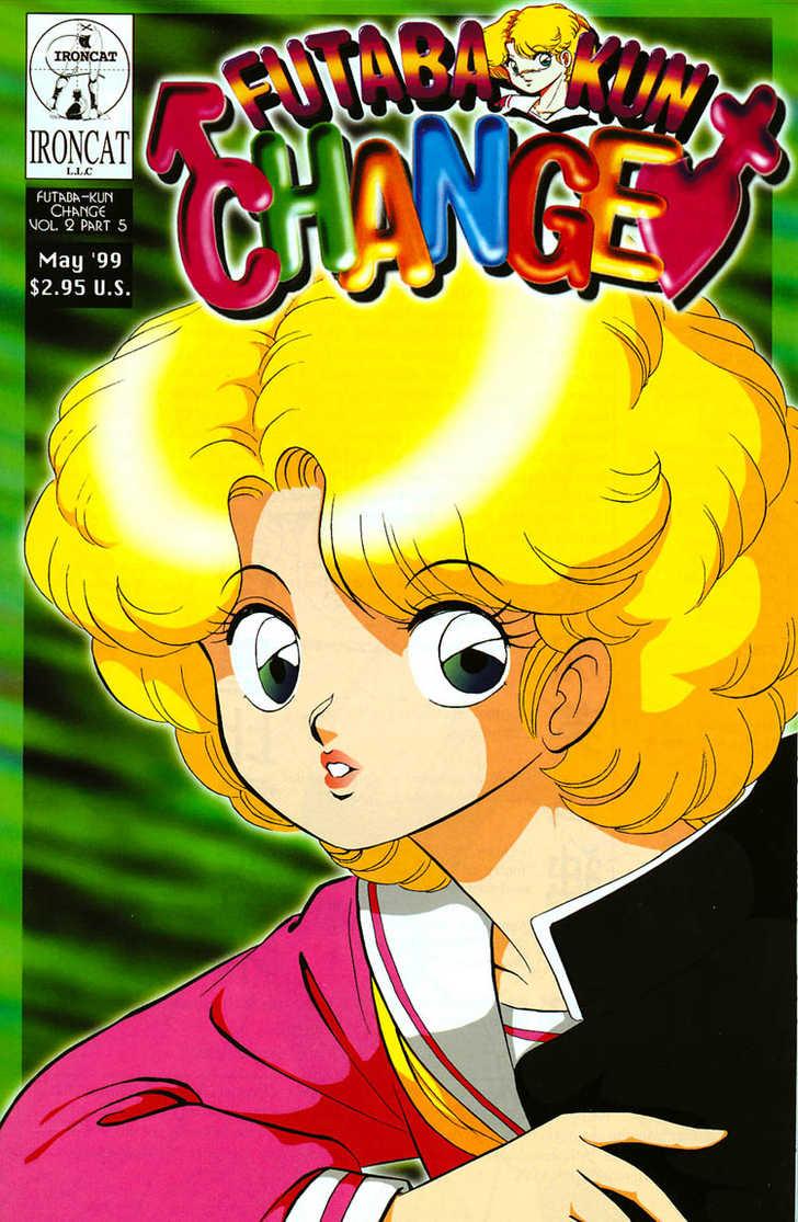 Futaba-kun Change 5 at MangaFox