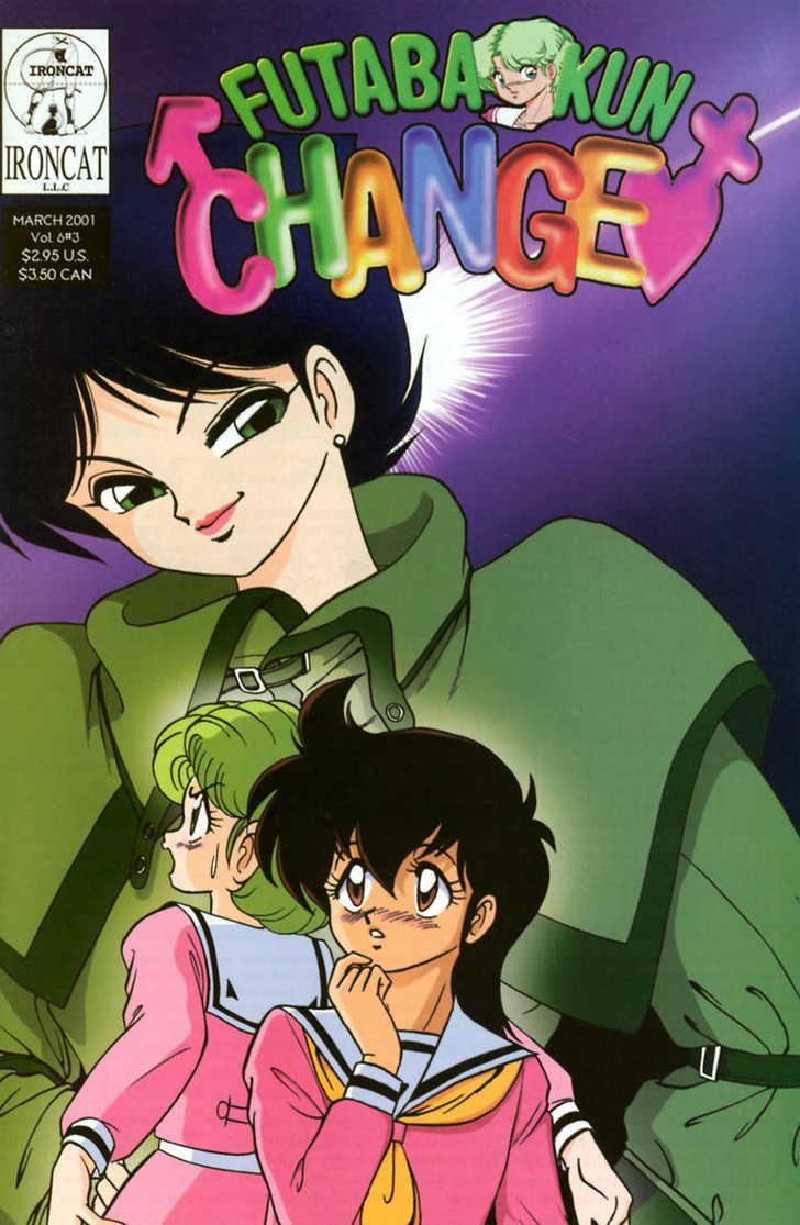 Futaba-kun Change 3 at MangaFox