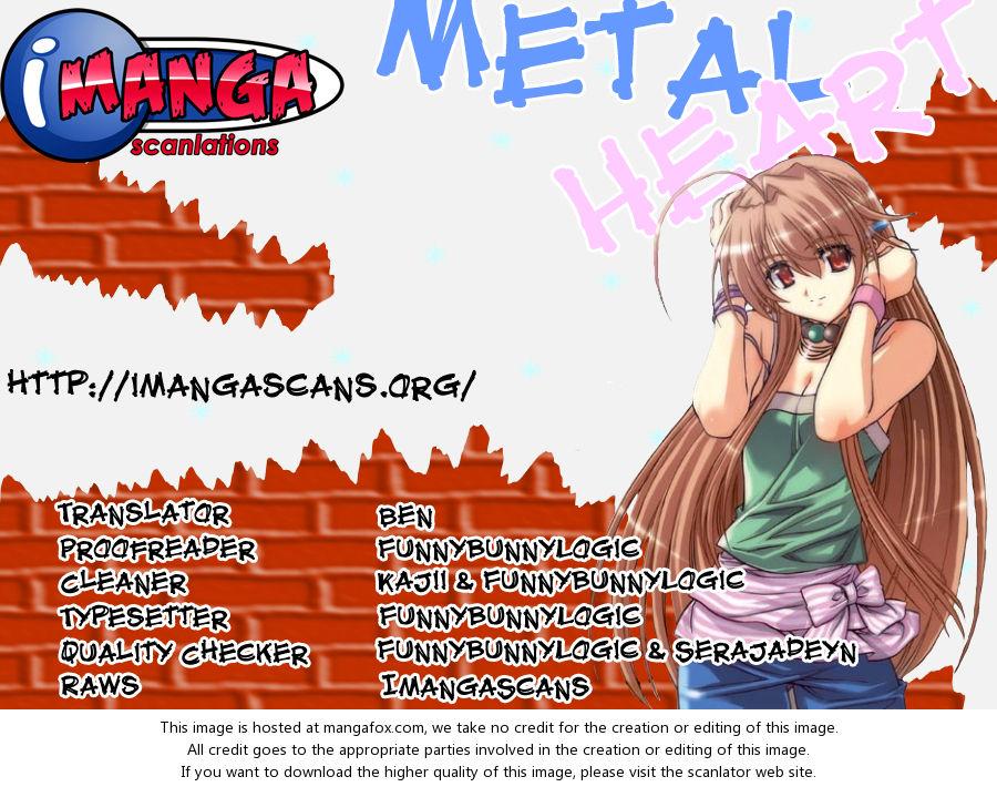 Metal Heart 36: Cruel Reality at MangaFox.la