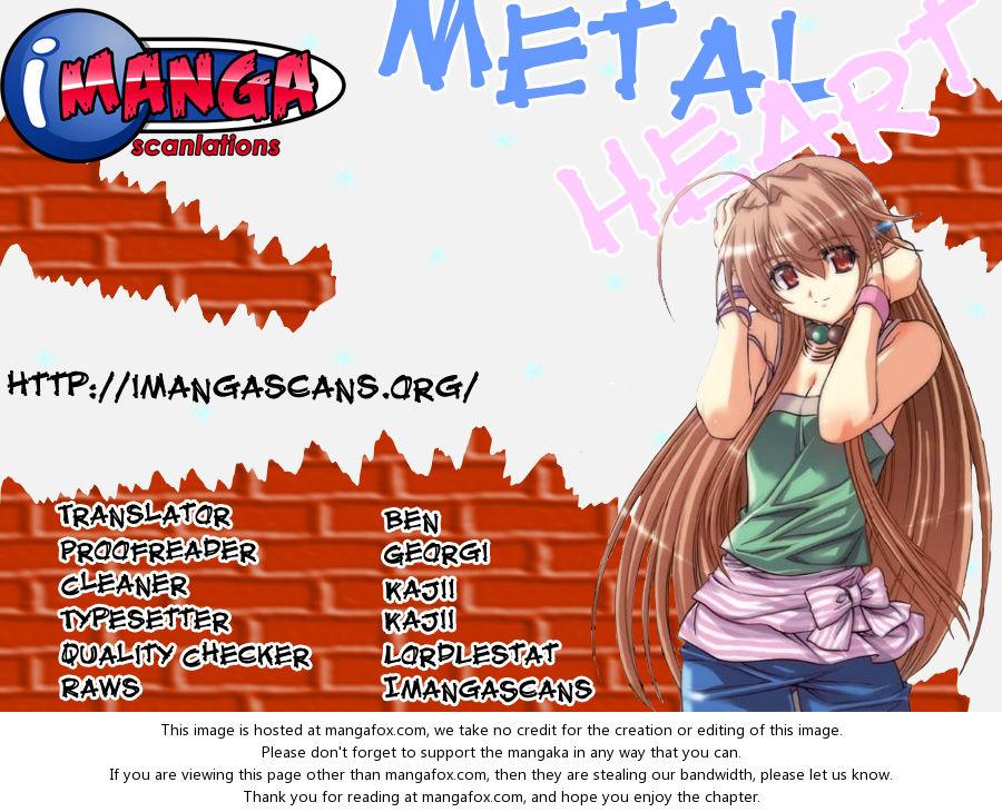 Metal Heart 37: Temptation at MangaFox.la