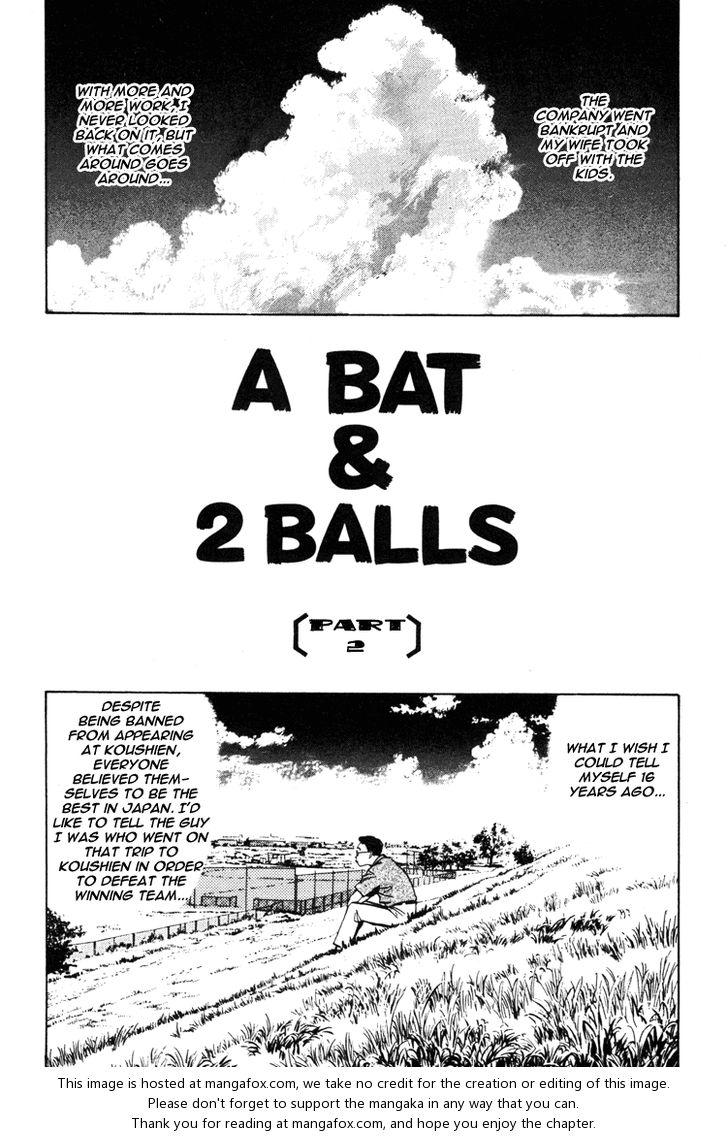 Jigoro! 9: A Bat and Two Balls (Part 2) [End] at MangaFox