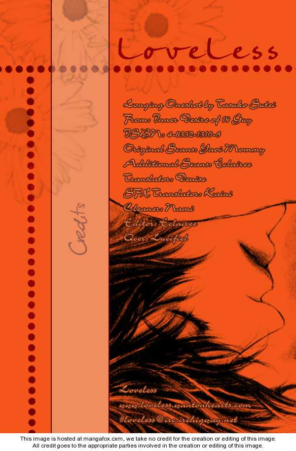 19 Sai no Hisoka na Yabou 4: Longing at MangaFox