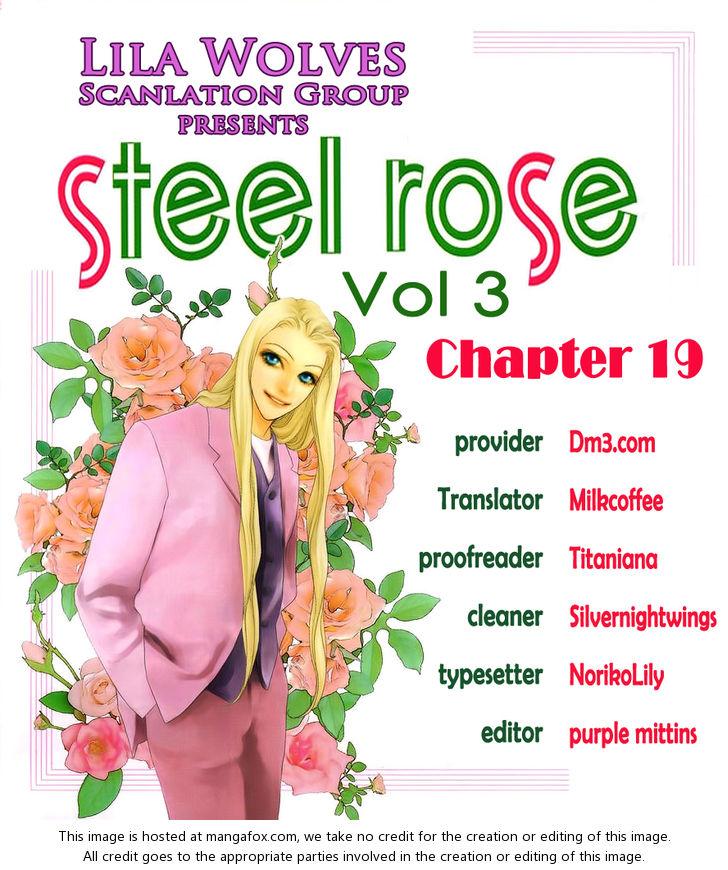 Steel Rose 19 at MangaFox.la