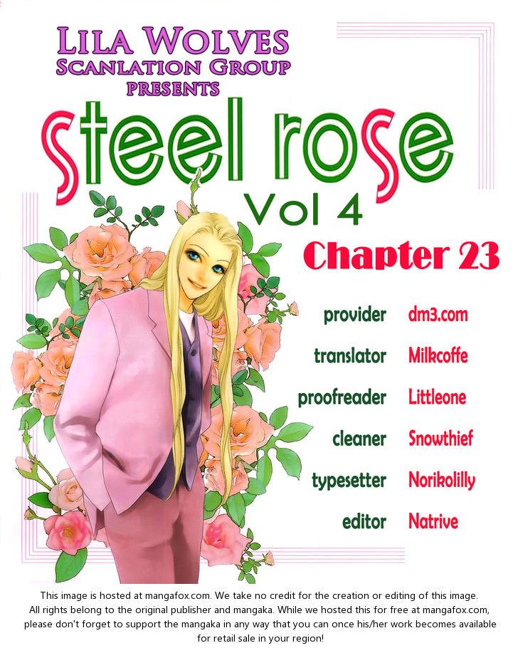 Steel Rose 23 at MangaFox.la
