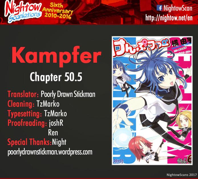 Kampfer 50.5 at MangaFox