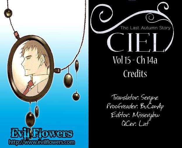 Ciel~the Last Autumn Story~ 14.1 at MangaFox.la