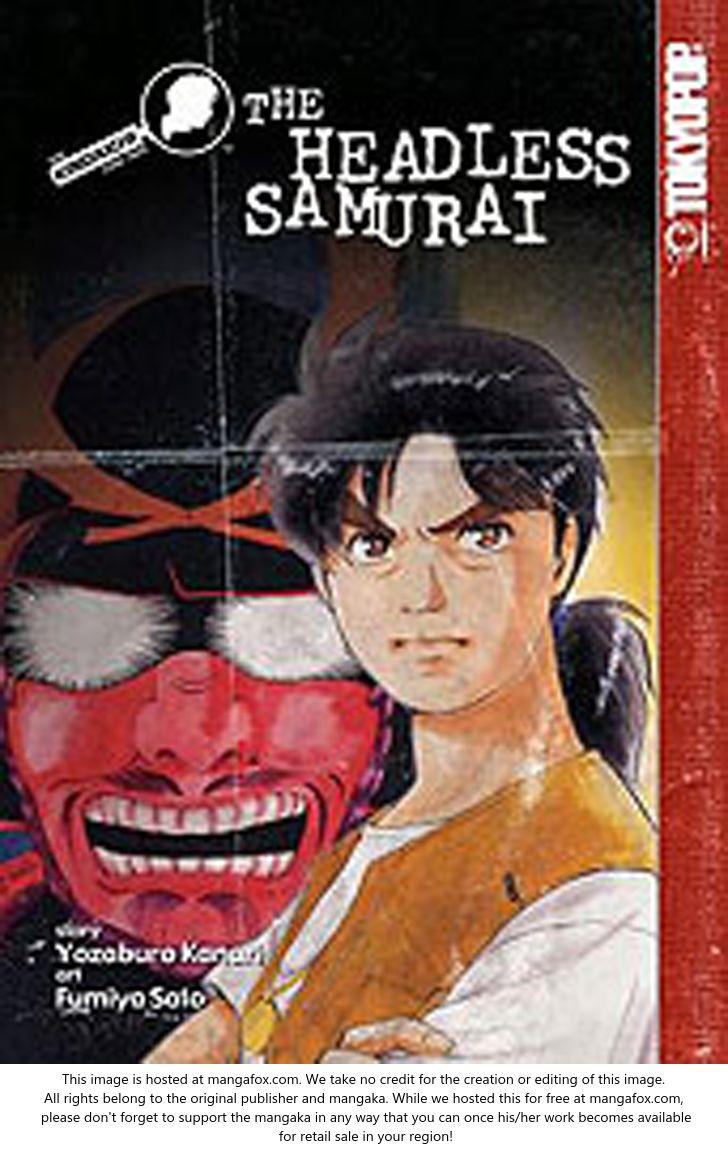Kindaichi Shounen no Jikenbo 87: (File 009) Headless Samurai Murder Case (006) at MangaFox