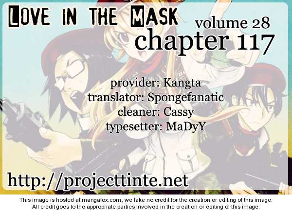 Love in the Mask 117 at MangaFox.la