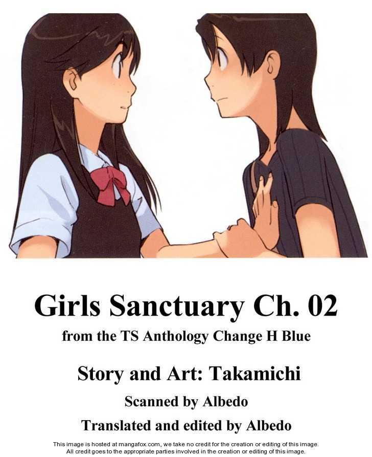 Change H 5: Girl's Sanctuary at MangaFox