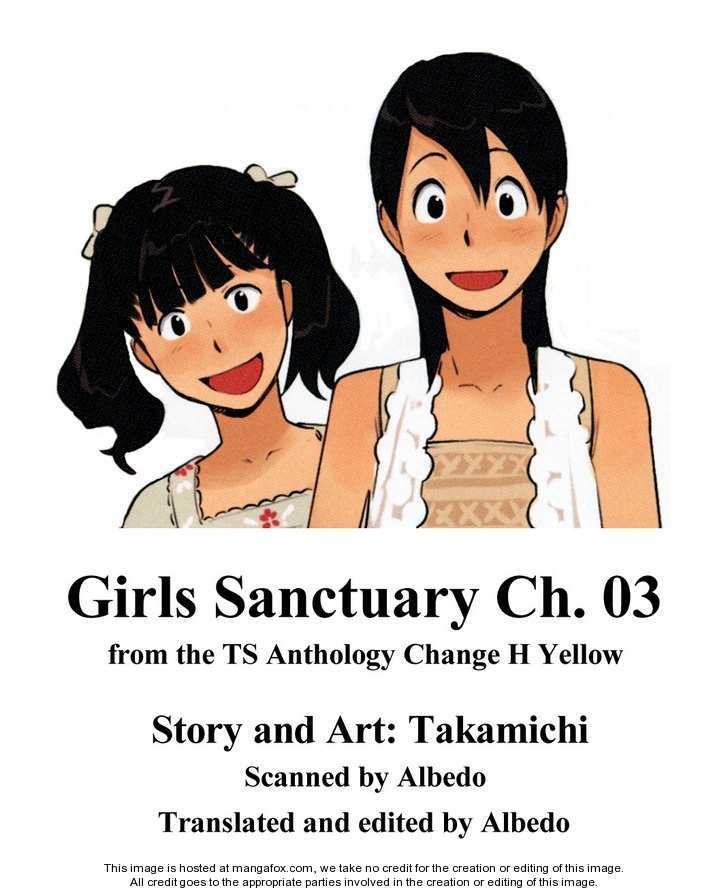 Change H 6: Girl's Sanctuary at MangaFox