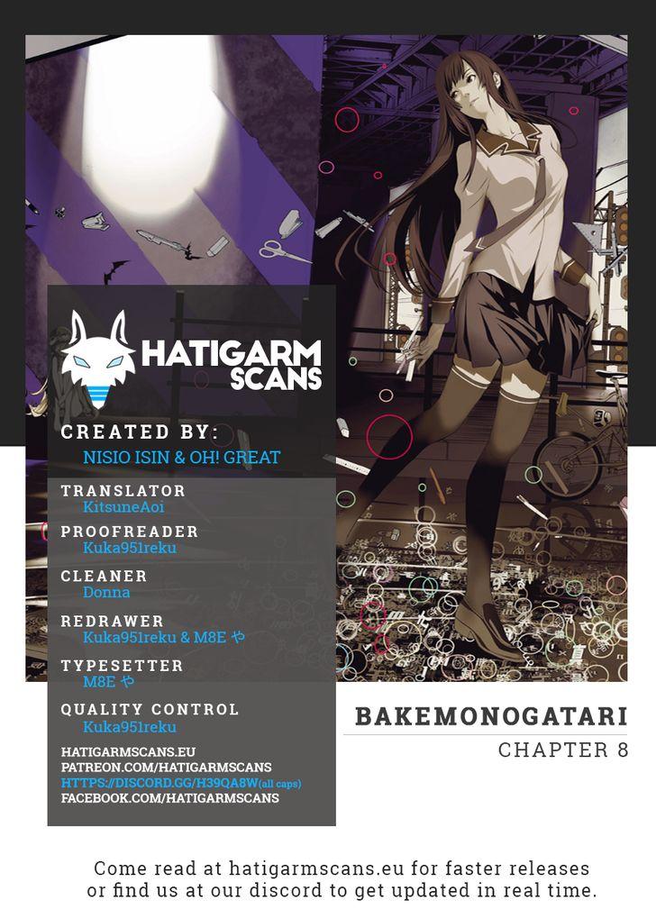 Bakemonogatari 8 at MangaFox