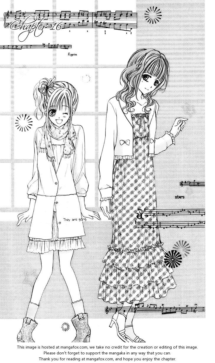 Namida Usagi - Seifuku no Kataomoi 16 at MangaFox