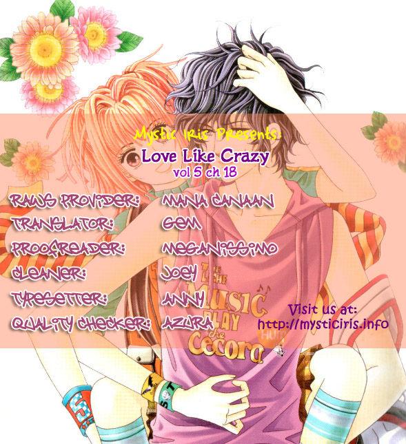 Love Like Crazy 18 at MangaFox.la