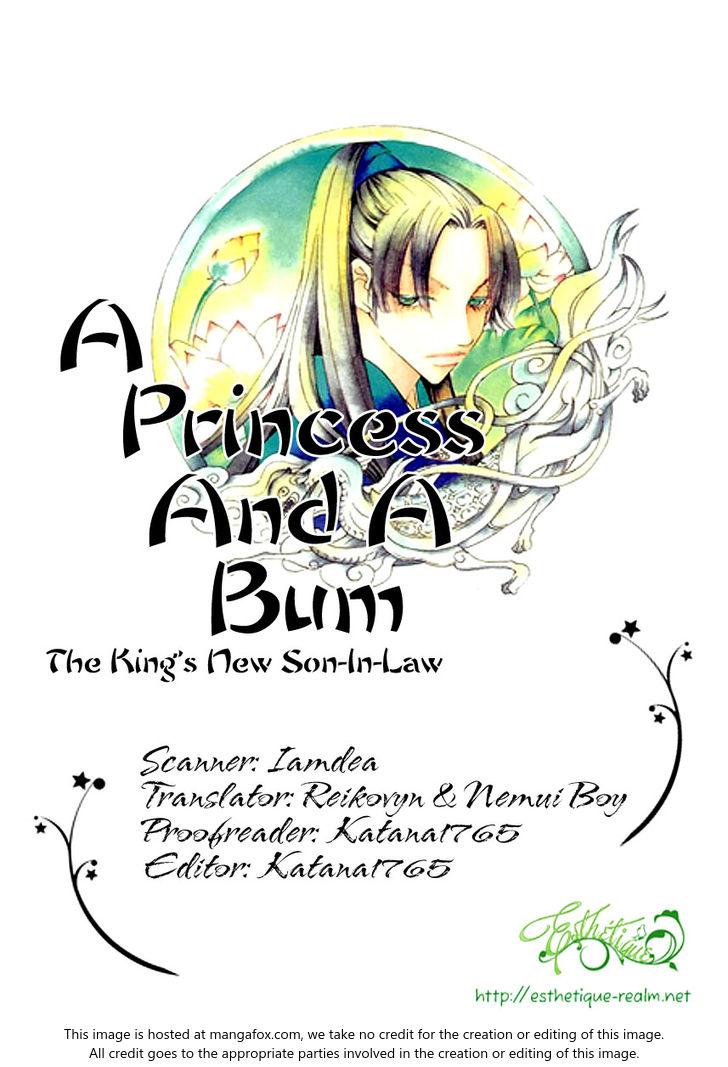 Princess and a Bum 9 at MangaFox.la