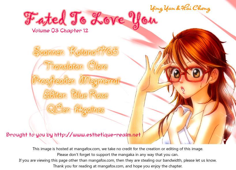 Fated to Love You 11 at MangaFox.la