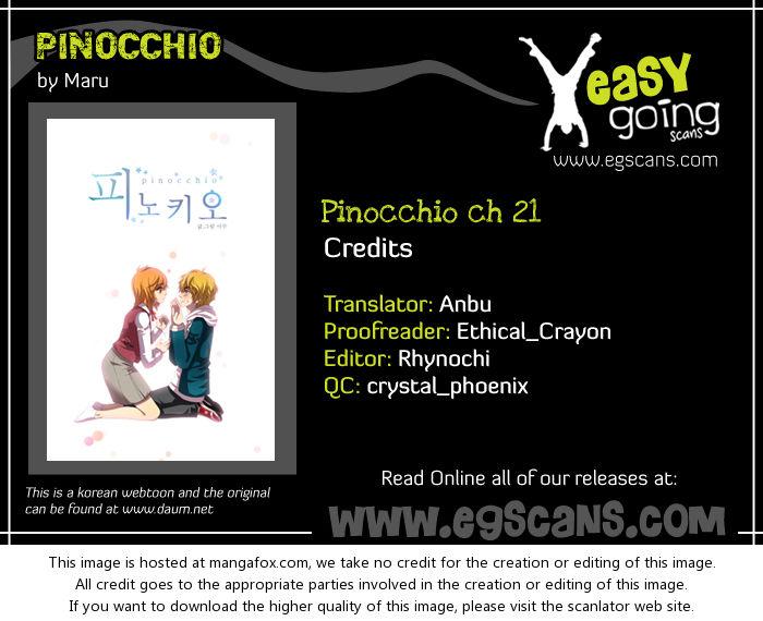 Pinocchio 21 at MangaFox.la