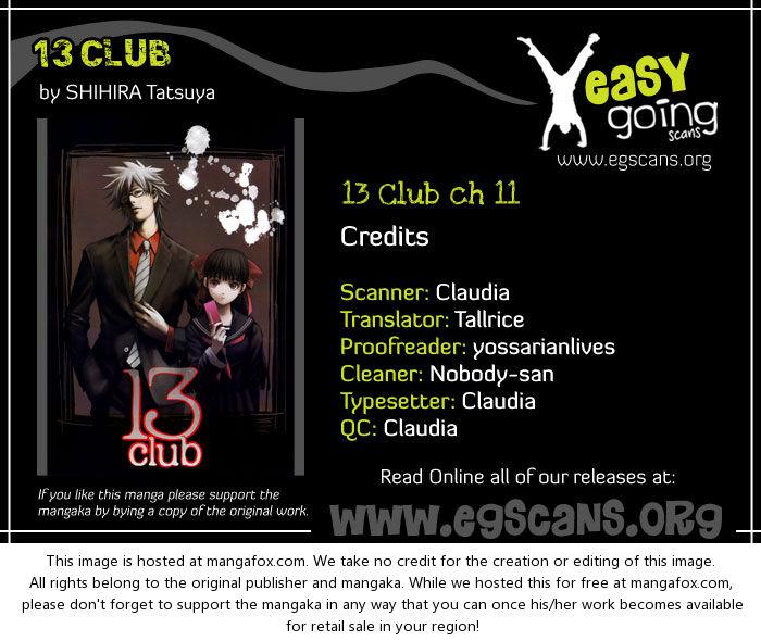 13 Club 5: Smile at MangaFox